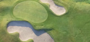 Kissimmee Bay Country Club Aerial Picture